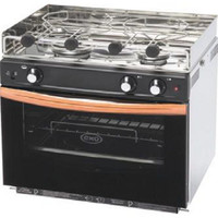 Eno Gascogne - 2 Burner Galley Gas Stove & Oven