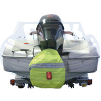 Outboard Prop Safety Cover with LED Lamp.r