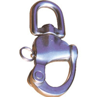 SS Swivel Bale Snap Shackle