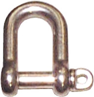 Captive Pin Shackles