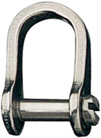 Slotted Pin Dee Shackle