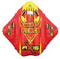 Axis Wake Force Doable Tube