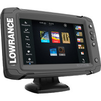 Lowrance Elite 7 Ti Touch DownScan Combo