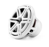 "M-Series Sport M-10 Infinite Baffle 10"" Subwoofer White Front"