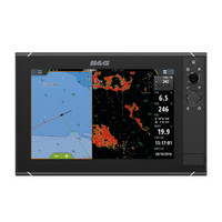 "B & G Zeus 3 12"" Chartplotter & Multi-Function Display"