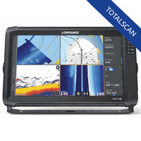 Lowrance HDS-16 CARBON with TotalScan