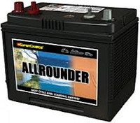 Allrounder Battery