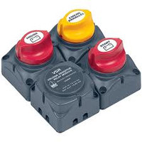 Bep Battery Switch Quad Incl Voltage Sensory Relay