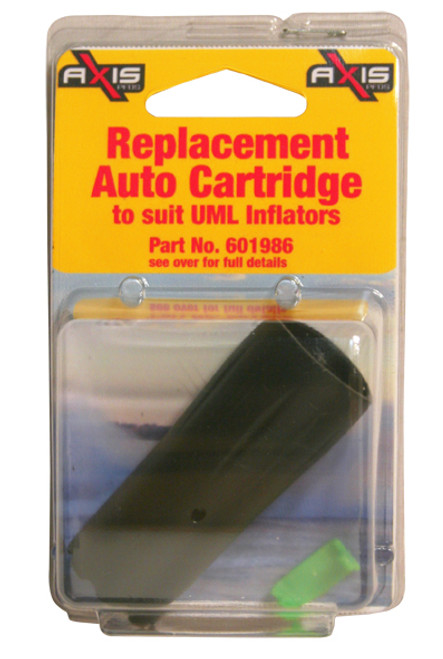 Axis Recharge Kit Auto (requires Cylinder)