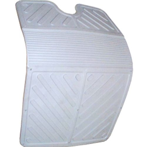 Outboard Transom Protection Plate