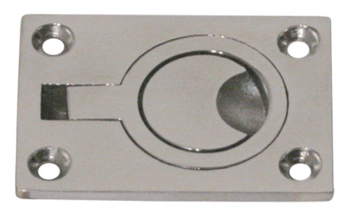 Flush Pull Cast S and s 62mm X 44mm