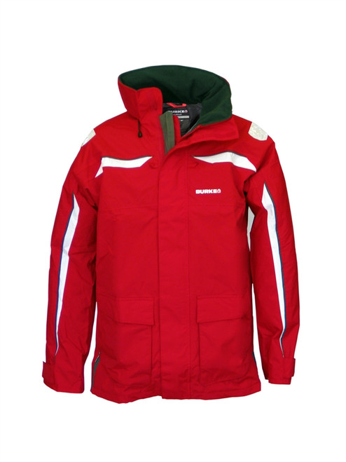 Burke Pacific CB10 Jacket Red