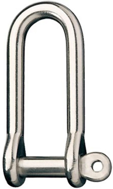 Stainless Long Dee Shackle