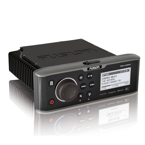 Fusion UD650 Marine Entertainment System with Internal UNI-Dock