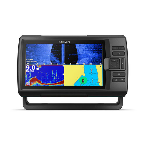 Garmin Striker Plus 9sv Fishfinder front view