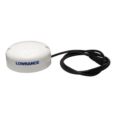 Lowrance Point-1 GPS Antenna with Built In Compass