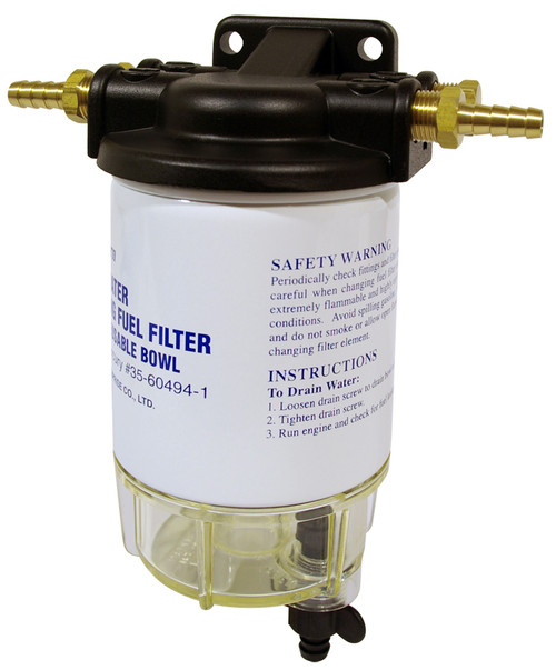 Clear Bowl Fuel Filter