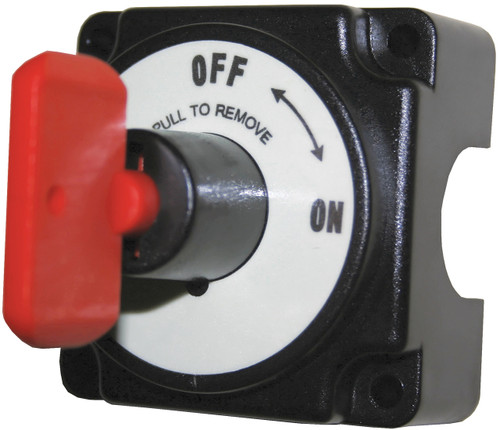Battery Switch With Key