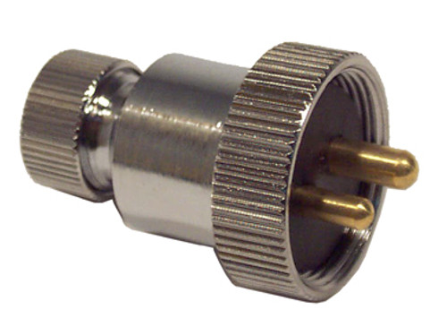 2 Pin Plug Only