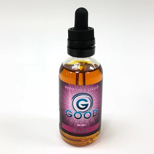 Milkman (60ml) by Good Vapes