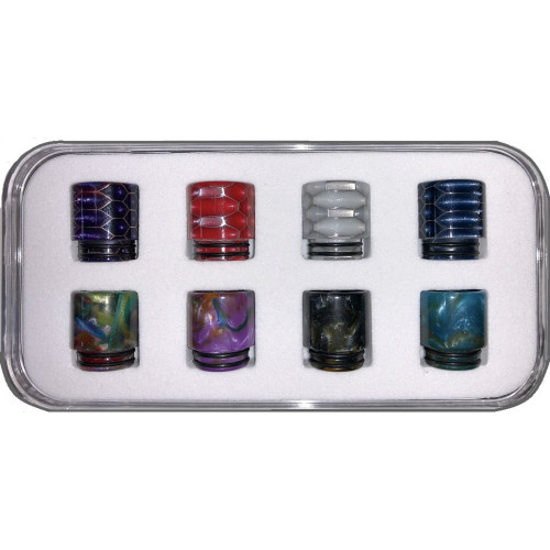 810 Drip Tip Set (8 Pack)