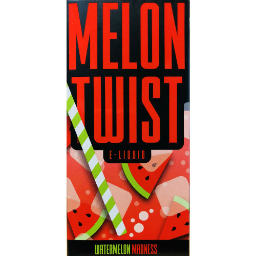 Melon Twist - Watermelon Madness - (120 ml) By Twist
