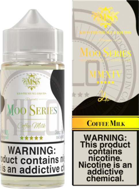Coffee Milk (Moo Series) 100 ml By Killo