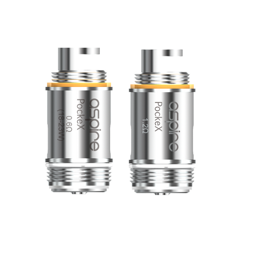 Aspire PockeX Coil (5 Pack)