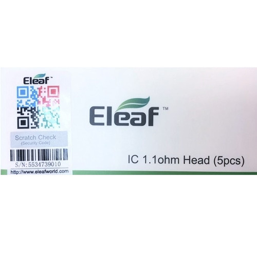 Eleaf ICare 2 Coil  (5 Pack)