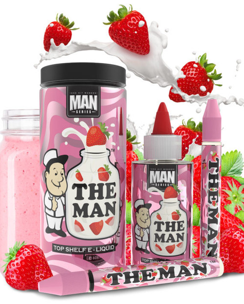 The Man (100ml) Nic Salt