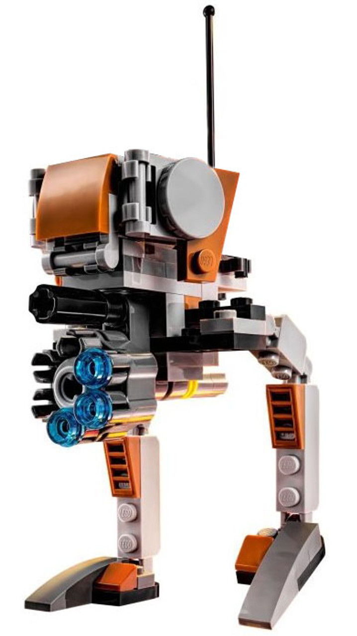 LEGO Star Wars Attack of the Clones Loose Mini Vehicles Geonosis ...