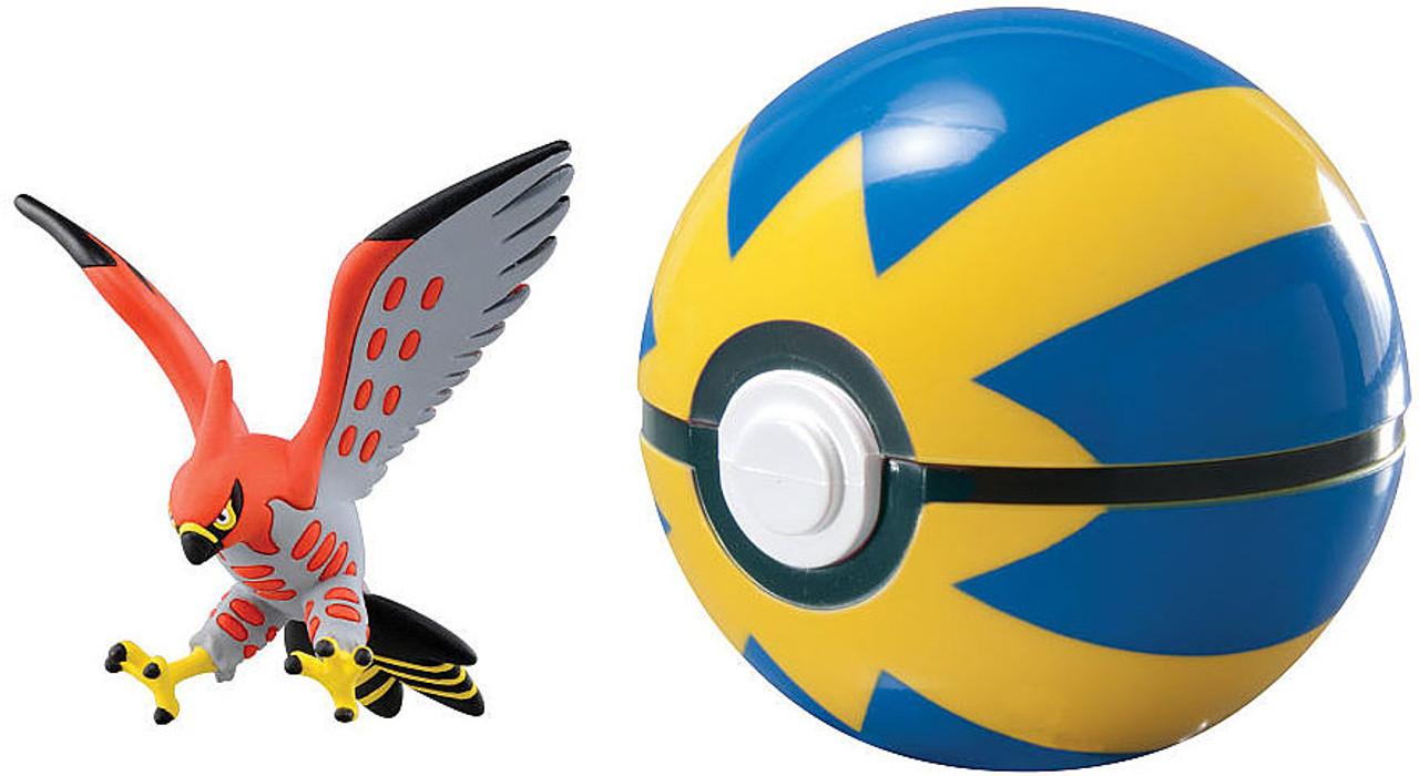 Quick ball pokemon