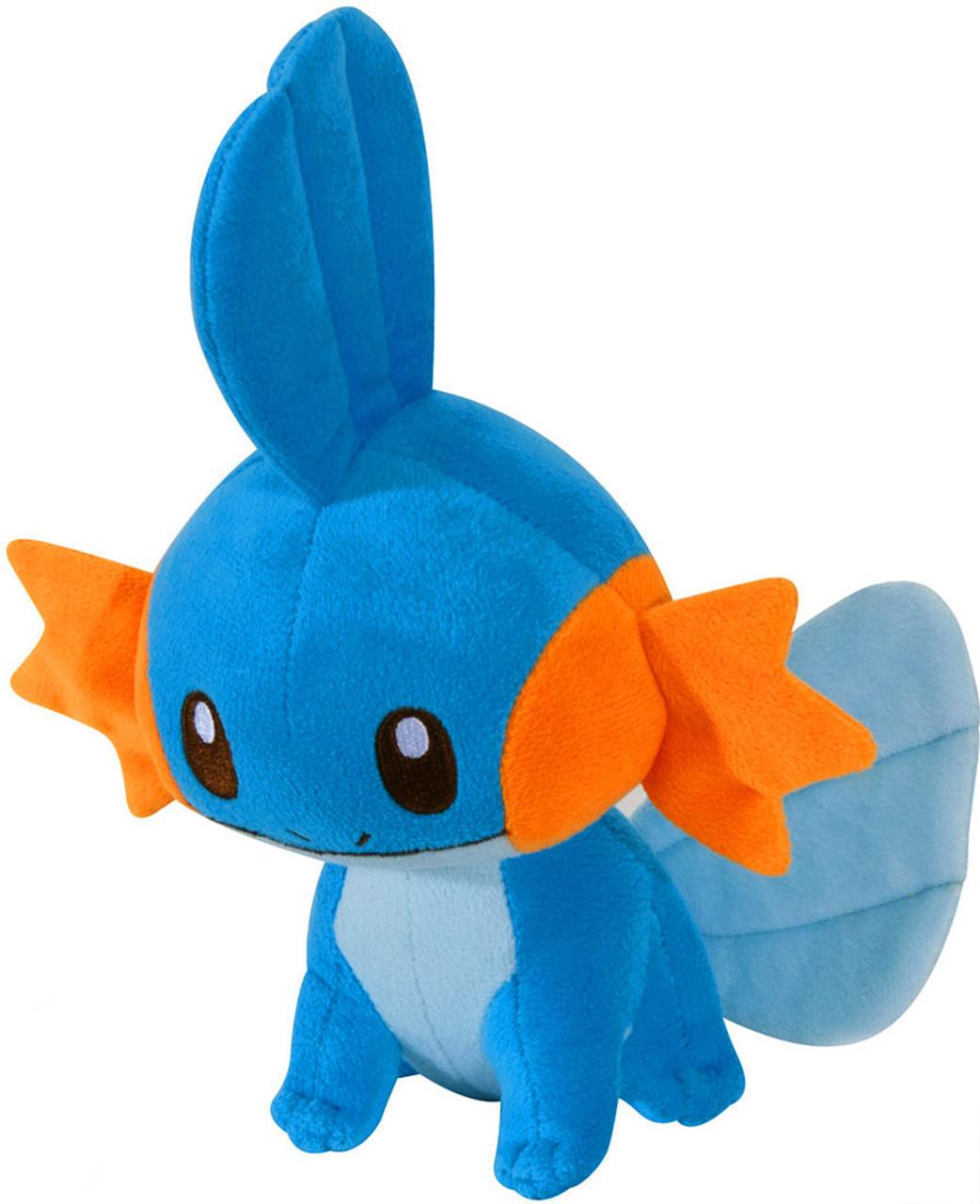 Pokemon TOMY Mudkip 8-Inch Trainer's Choice Plush