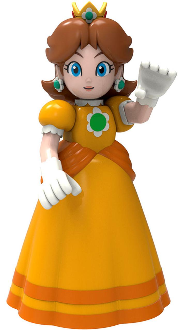 Knex super mario daisy minifigure loose toywiz - Princesse dans mario ...