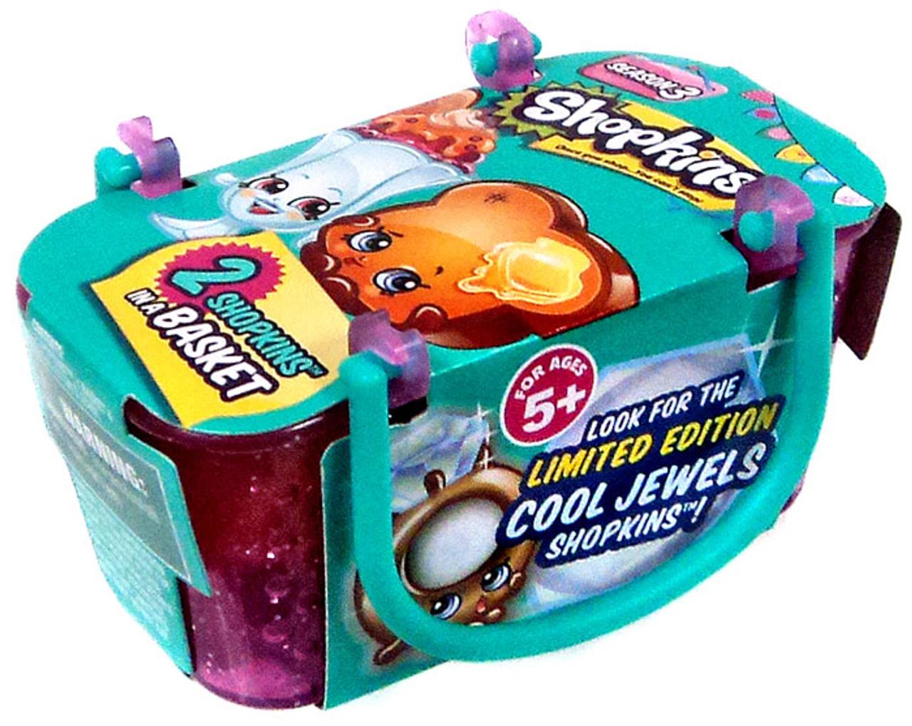 Shopkins Season 3 Mini Figure 2 Pack