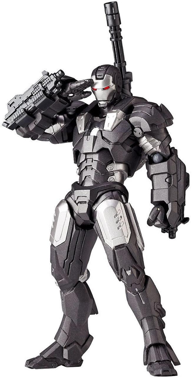 iron man 2 revolmini war machine 4 action figure rm006