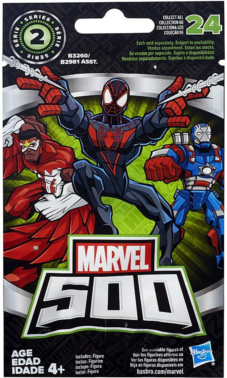Marvel 500 Micro Series 2 Mystery Pack Hasbro Toys Toywiz