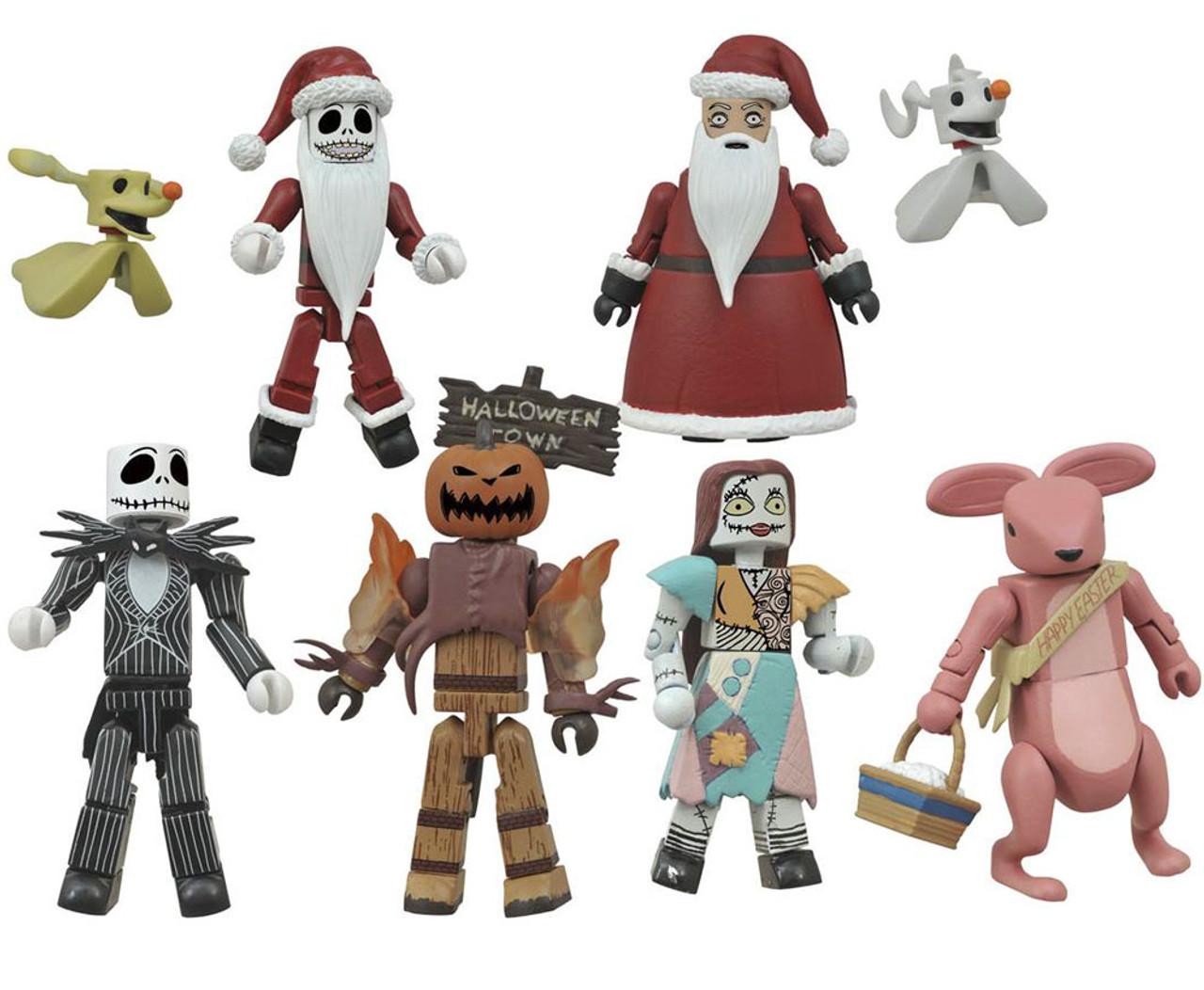 Nightmare Before Christmas Series 2 The Nightmare Before Christmas 2 ...