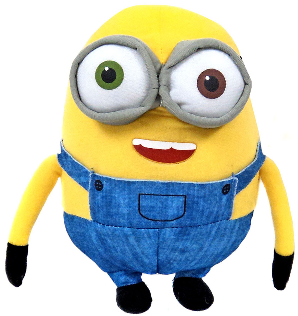 Despicable Me Minions Movie Minion Bob 10 Plush Figure Toy Factory   ToyWiz