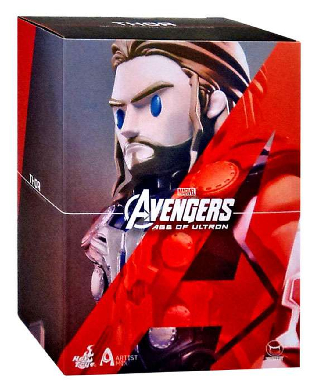 Marvel Avengers Age of Ultron Artist Mix Figure Series 2 Thor Action Figure