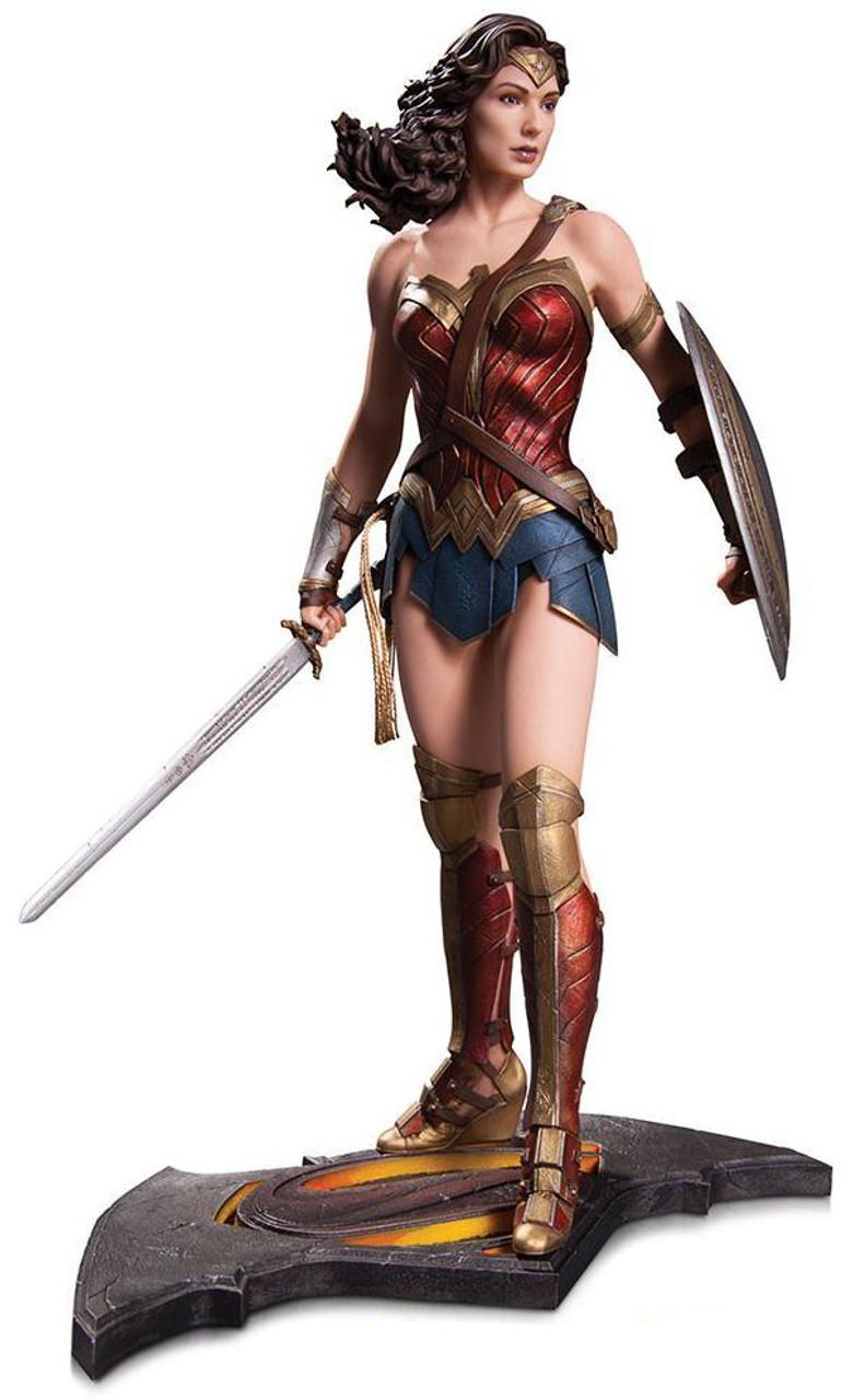 DC Batman V Superman Dawn Of Justice Wonder Woman Statue
