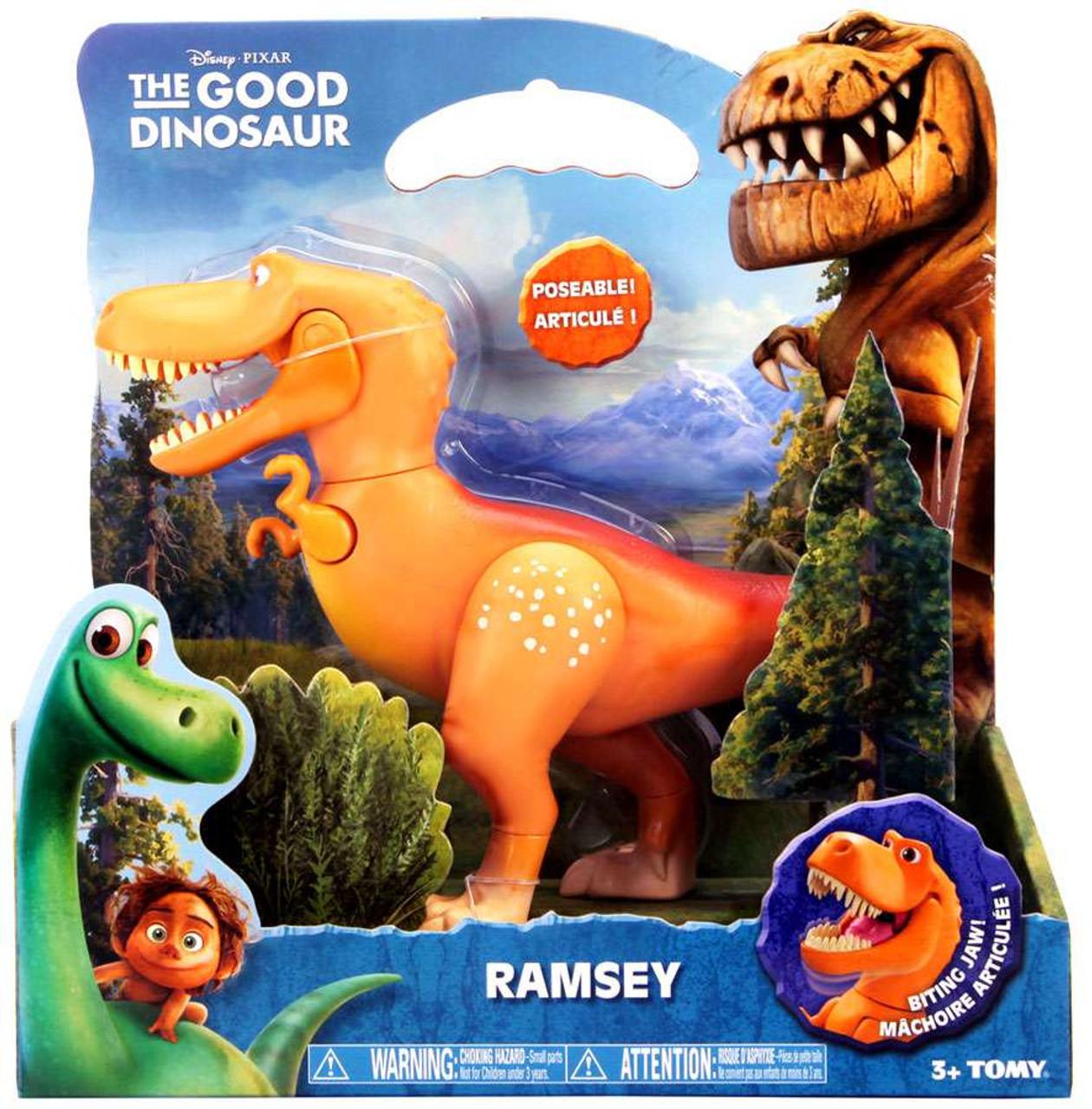 disney the good dinosaur ramsey extra large action figure tomy toywiz