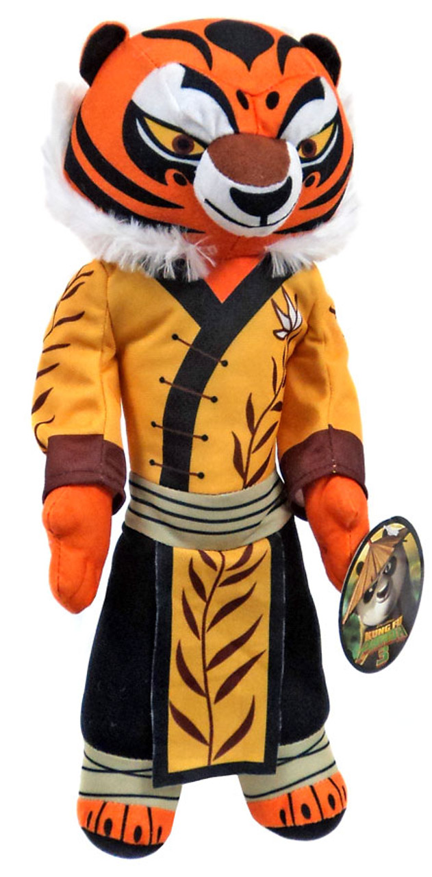 Kung Fu Panda 3 Master Tigress 13 Plush Figure Toy Factory Toywiz