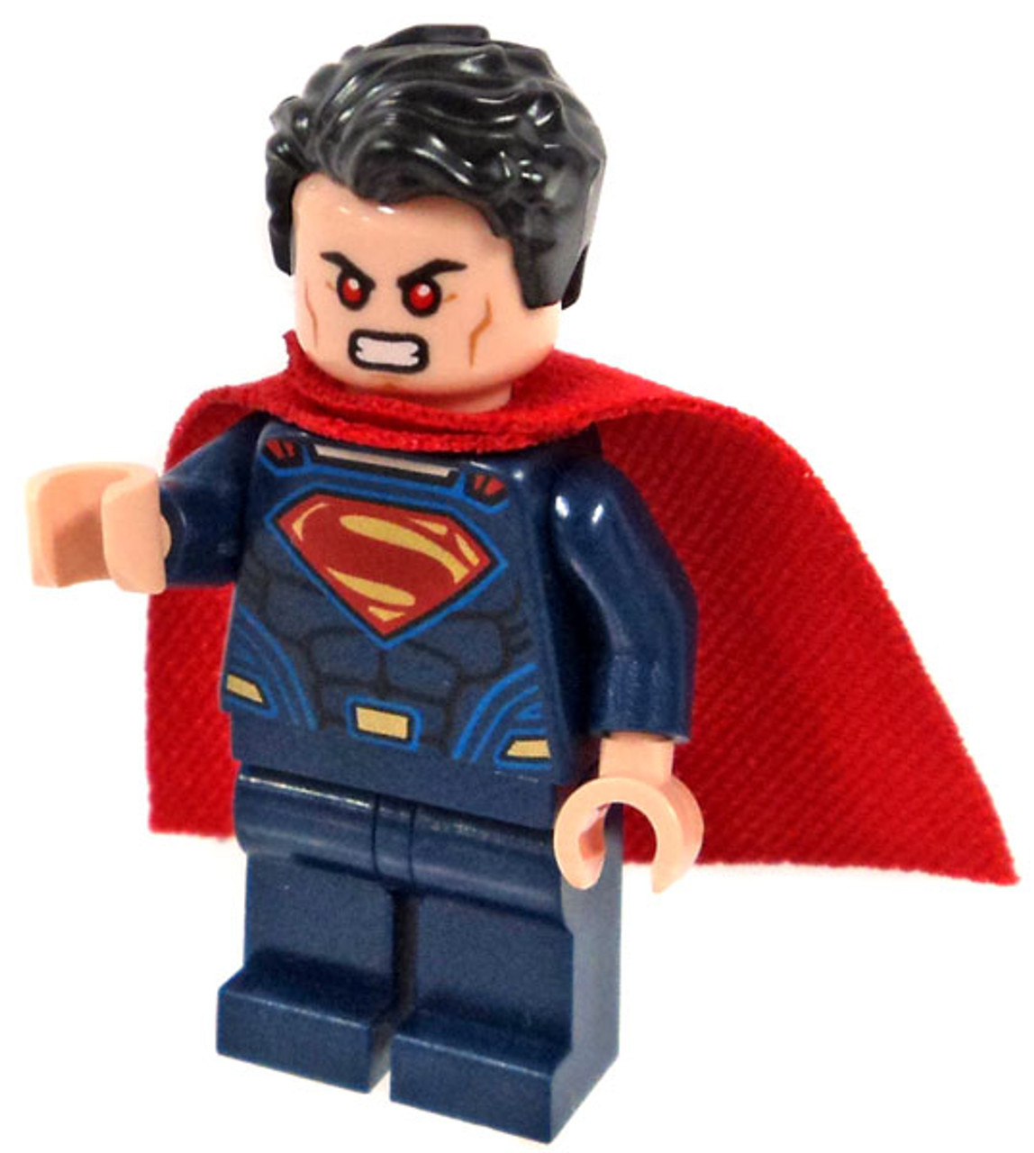 LEGO DC Batman V Superman Dawn Of Justice Loose Superman ...