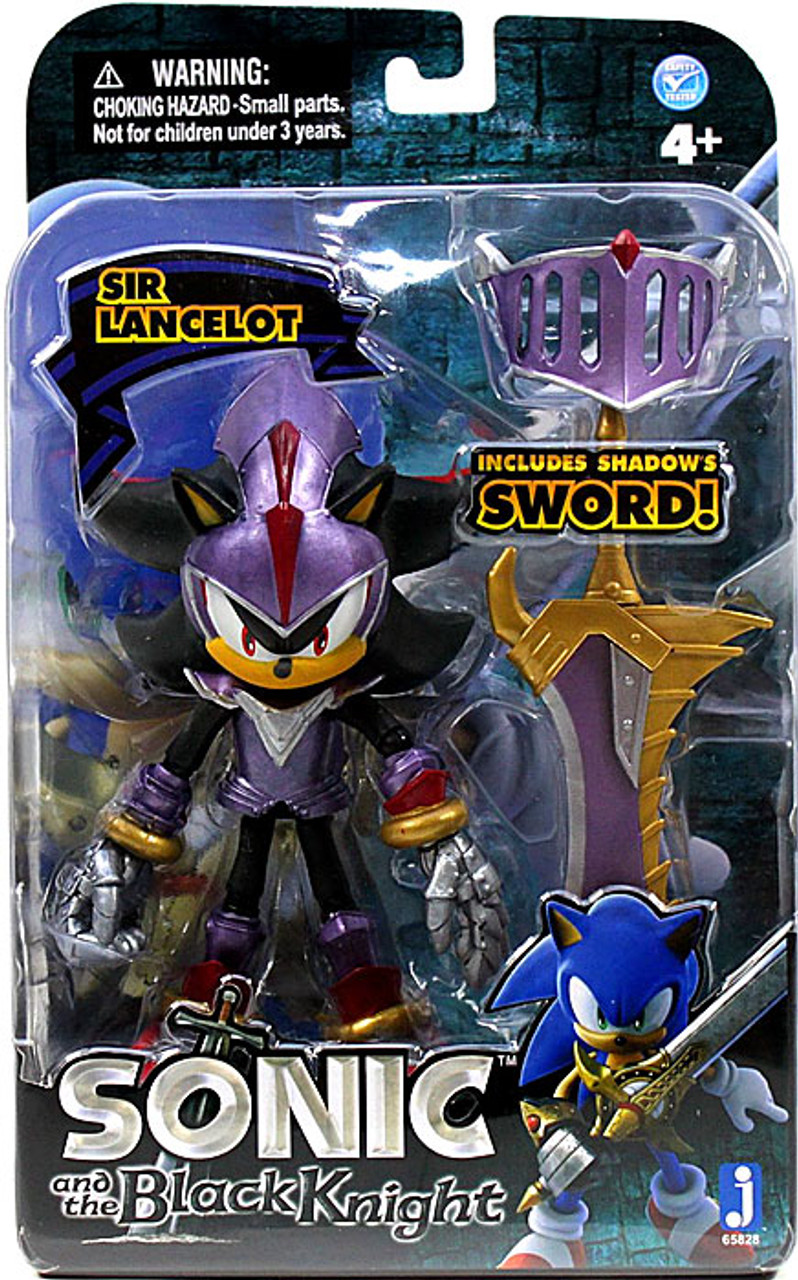 sonic the hedgehog sonic and the black knight sir lancelot shadow 5