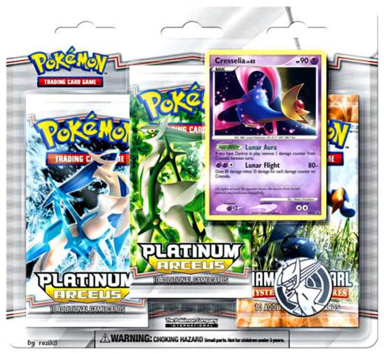 pokemon platinum arceus special edition cresselia pokemon usa toywiz