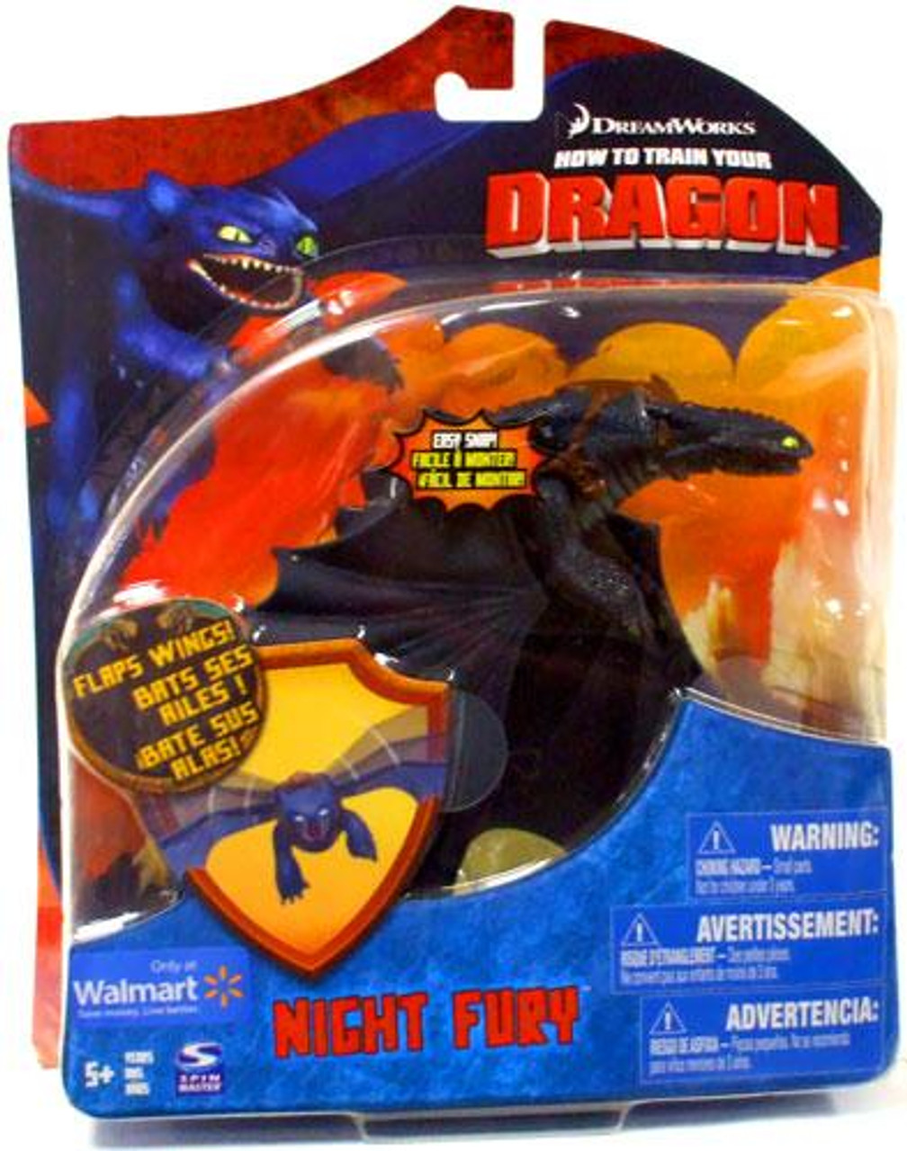 How to train your dragon series 2 deluxe night fury exclusive 7 how to train your dragon series 2 deluxe night fury exclusive 7 action figure toothless spin master toywiz ccuart Image collections