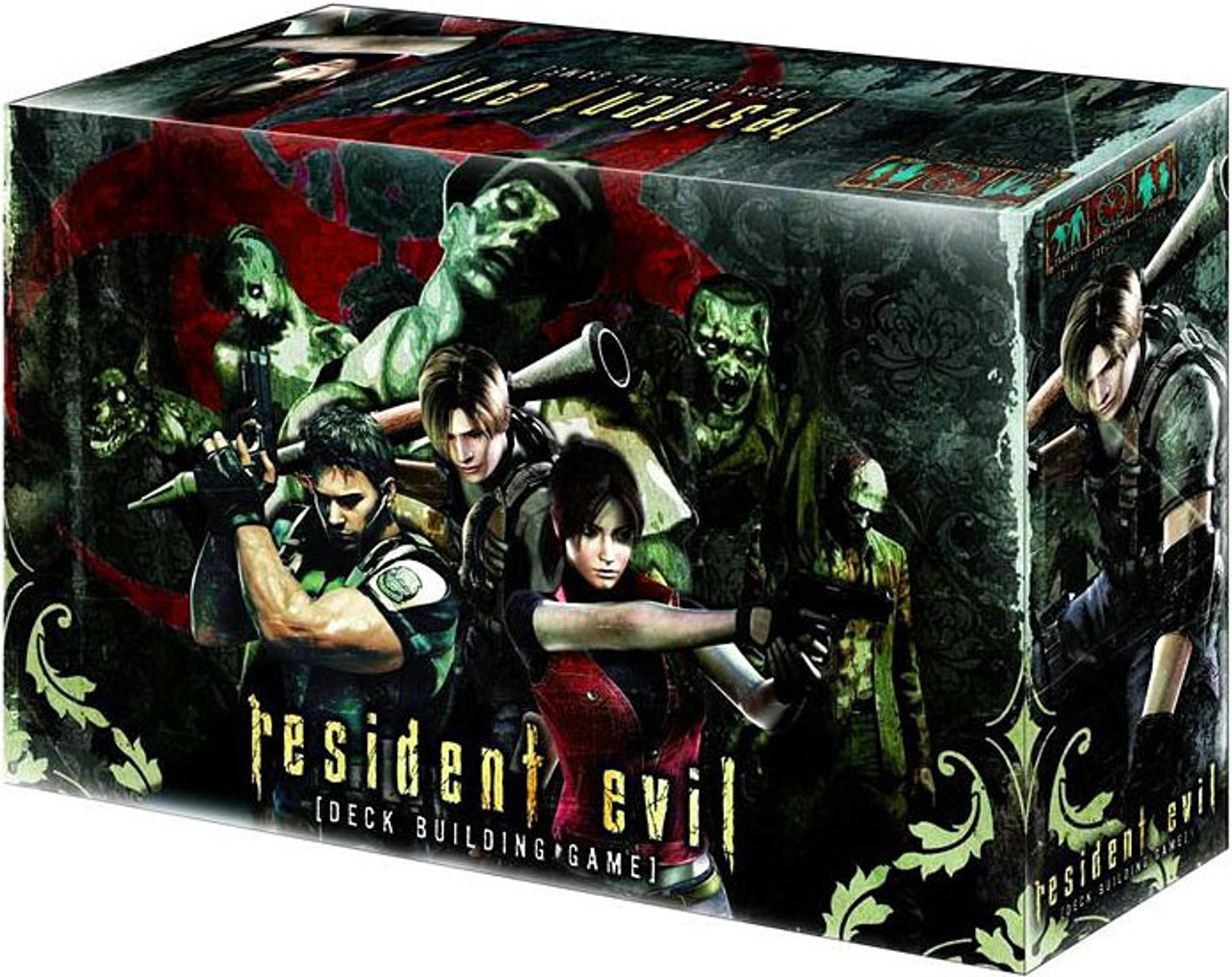 Resident Evil Premiere Edition Deck Building Game