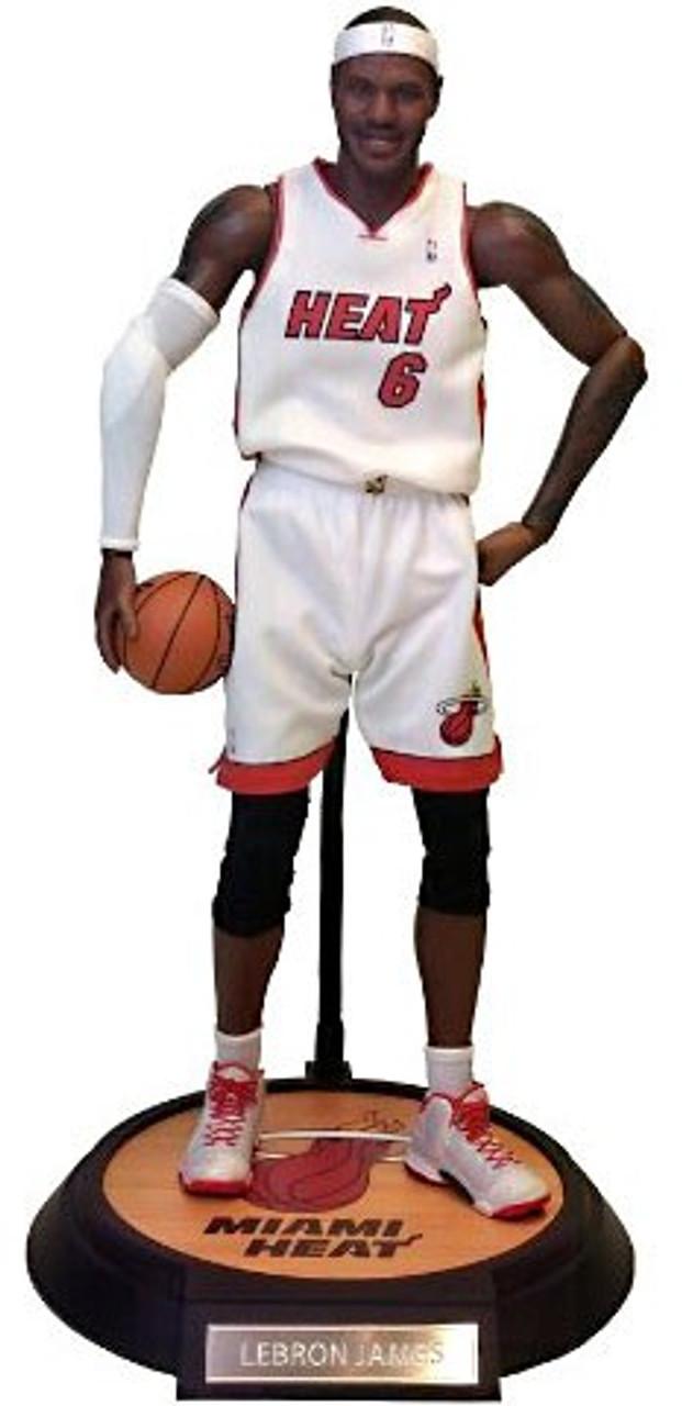 NBA Miami Heat Masterpiece LeBron James Collectible Figure