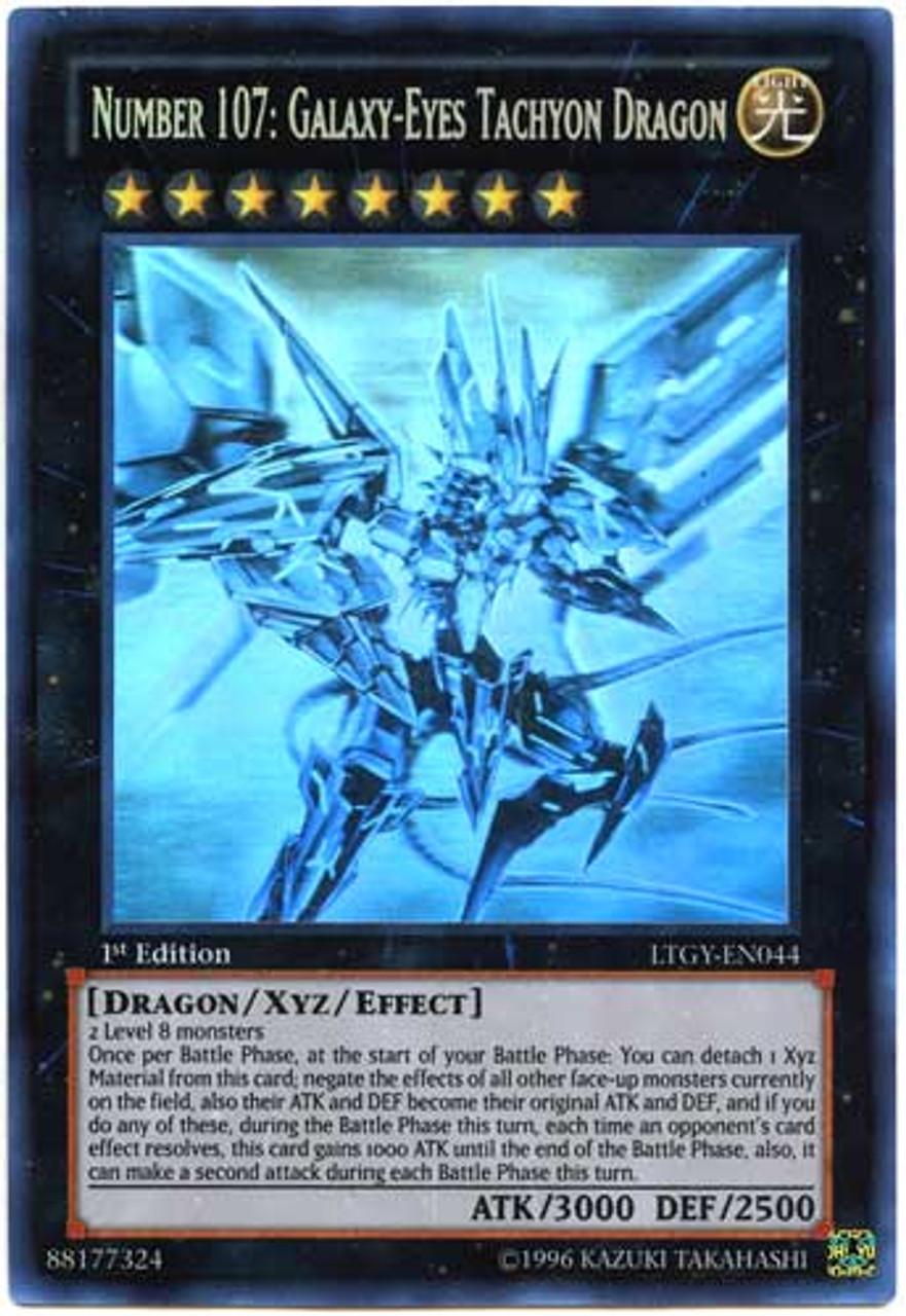 Yugioh Zexal Lord Of The Tachyon Galaxy Single Card Ghost